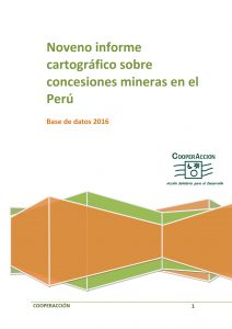 Informe de concesiones mineras mayo 2016 001
