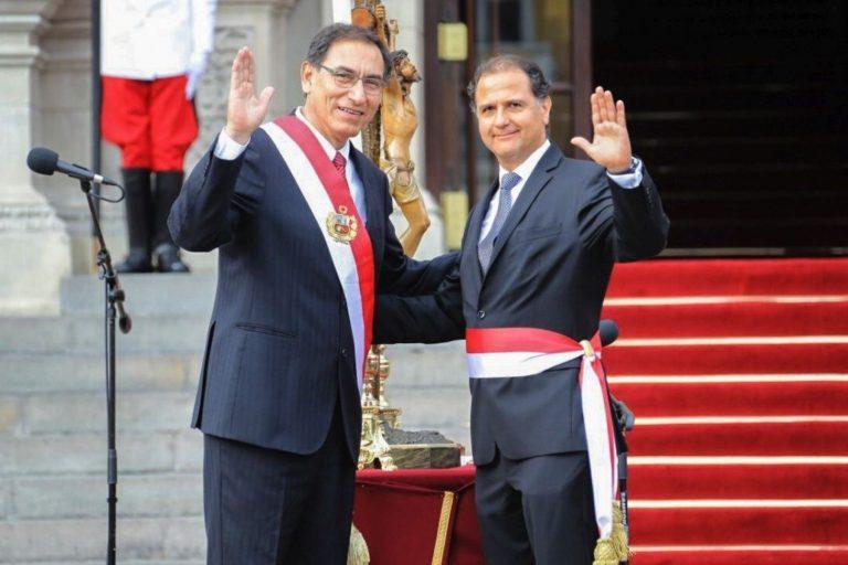 Al menos tres ministros han trabajado en el sector minero. Uno de ellos es Francisco Ísmodes, titular del ministerio de Energía y Minas